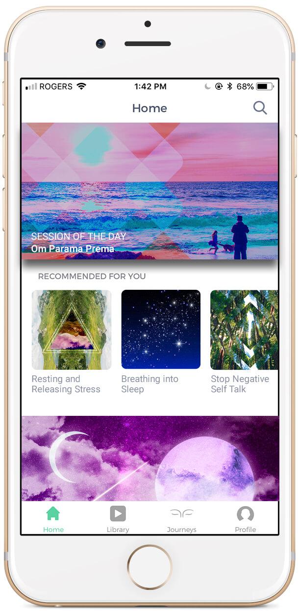 Mindbliss Meditation - Best Meditation App To Reduce Anxiety